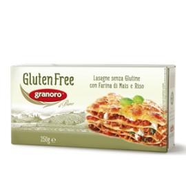 Bez lepku Lasagne Gluten Free 250g