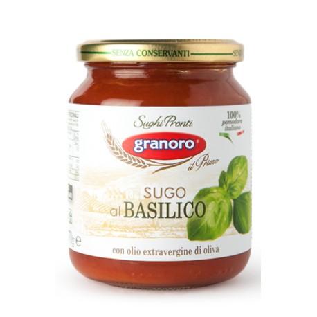 SUGO AL BASILICO (Conf.. 370 g)