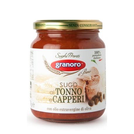 SUGO AL TONNO E CAPPERI (Conf.. 370 g)