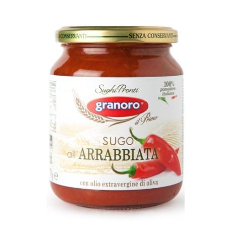 SUGO ALL'ARRABBIATA (Conf.. 370 g)