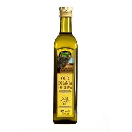 CADEL MONTE Olio di Sansa di Oliva 500ml.