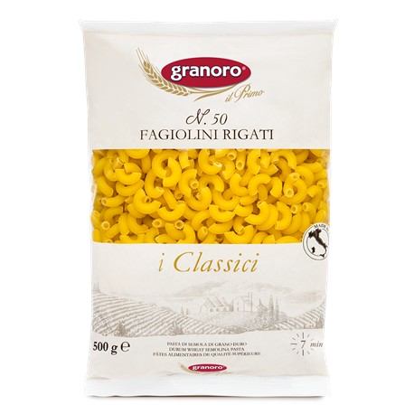 FAGIOLINI RIGATI N. 50 (Conf.. 500 g)