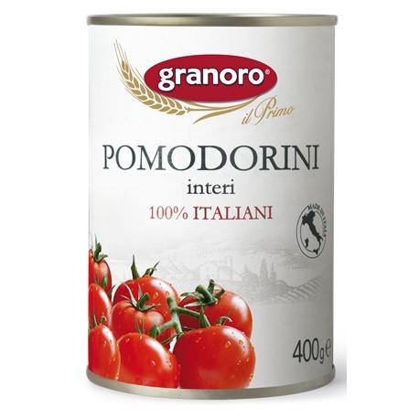 POMODORINI INTERI (Conf.. 400 g)