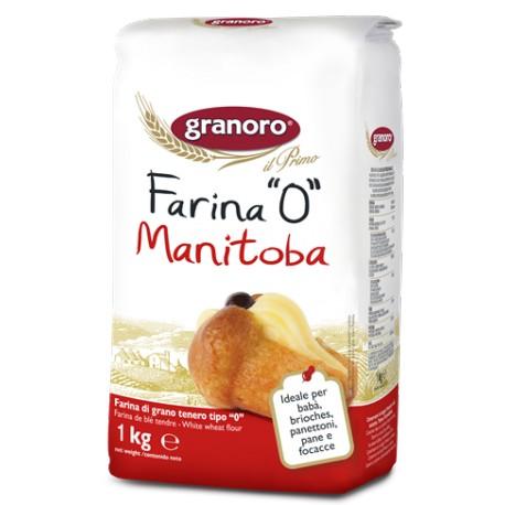 """FARINA """"00"""" MANITOBA (Conf.. 1 Kg)"""