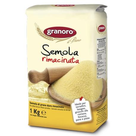 SEMOLA RIMACINATA (Conf.. 1 Kg)