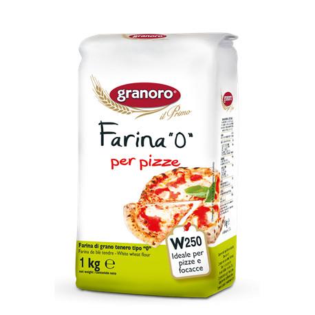 Farina 0 per PIZZE 1kg