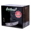 kapsle Café Cavaliere 100ks Nespresso komp.