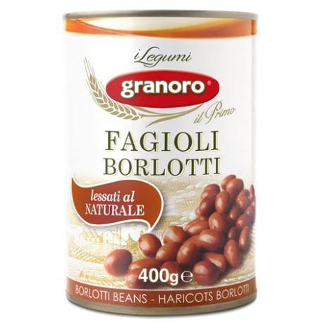 FAGIOLI BORLOTTI (Conf.. 400 g)