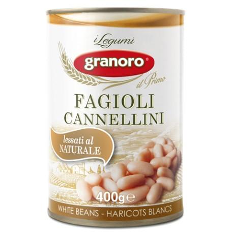 FAGIOLI CANNELLINI (Conf.. 400 g)