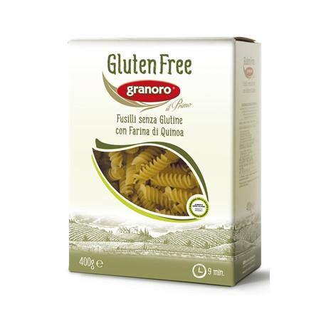 FUSILLI senza glutine