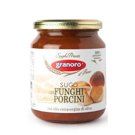 SUGO AI FUNGHI PORCINI (Conf.. 370 g)