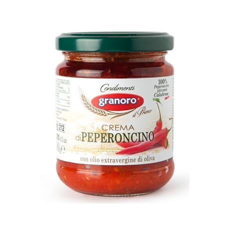 CREMA DI PEPERONCINO PICCANTE (Conf.. 180 g)