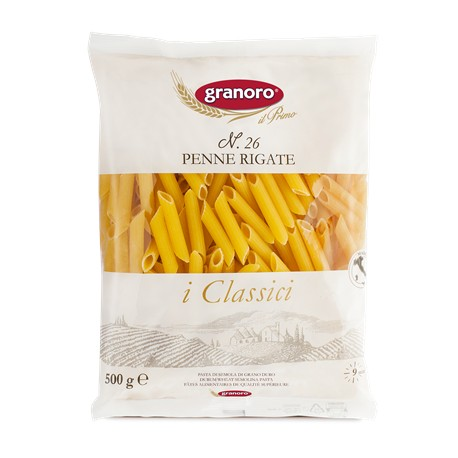 PENNE RIGATE N. 26 (Conf.. 500 g)