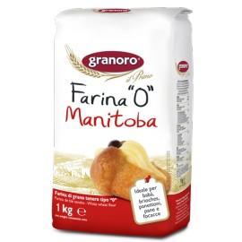 Mouka Manitoba 0 1kg Granoro