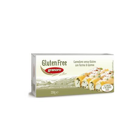 Bez lepku Canneloni Gluten Free250g