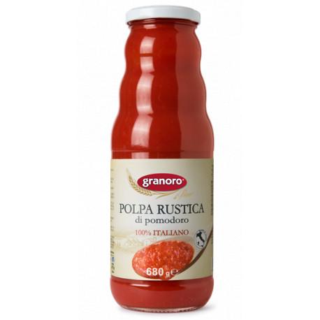 POLPA RUSTICA DI POMODORO (Conf.. 680 g)