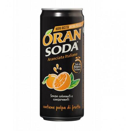 OranSoda Aranciata 0,33L